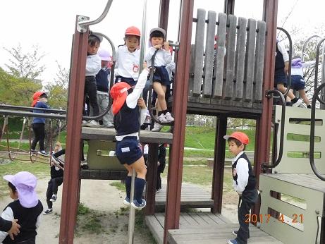 岡崎公園に行ってきました♪(年中):画像5