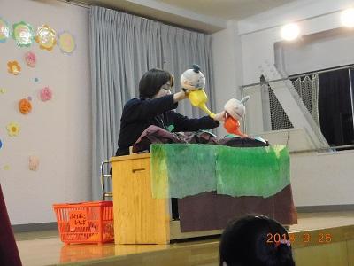9月の誕生会☆:画像4