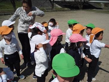 岡崎公園に散歩に行ったよ♪(年少):画像4