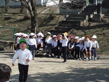 岡崎公園に散歩に行ったよ♪(年少):画像5