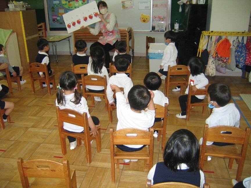 幼稚園楽しいな♪(満3・年少):画像4