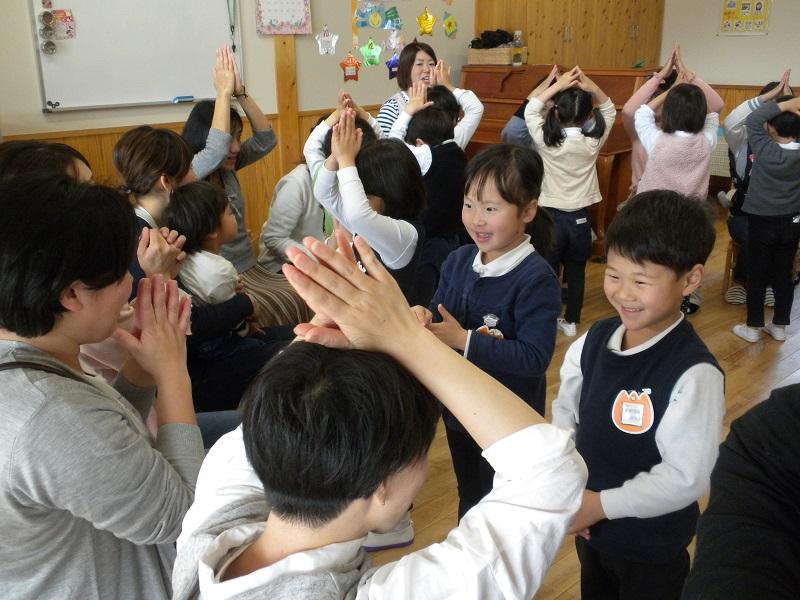 ☆年長☆ クラス懇談会