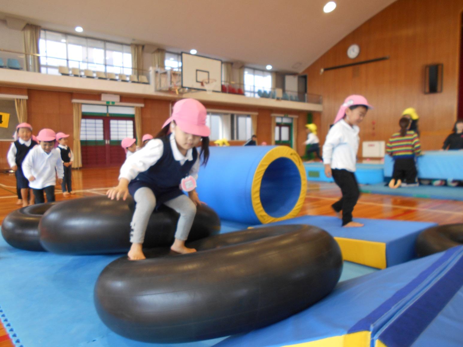 ☆年少☆ 運動遊びに出かけたよ!:画像5