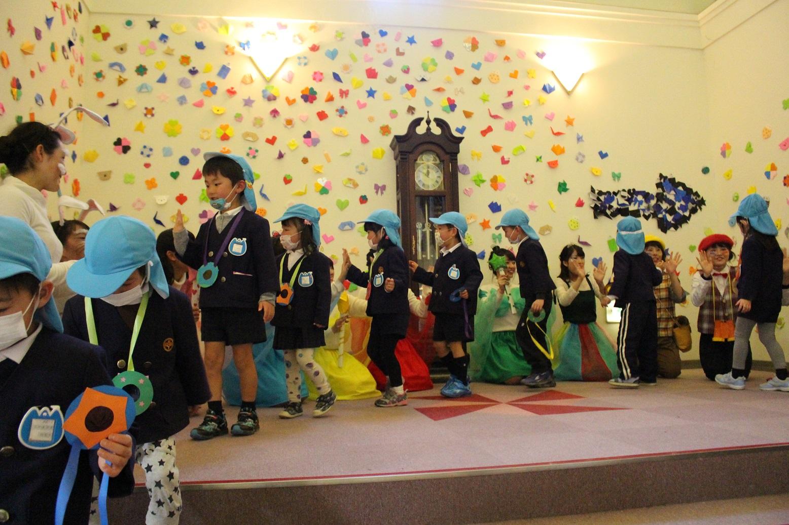 幼児教育祭のリハーサルを観に行ったよ!:画像4