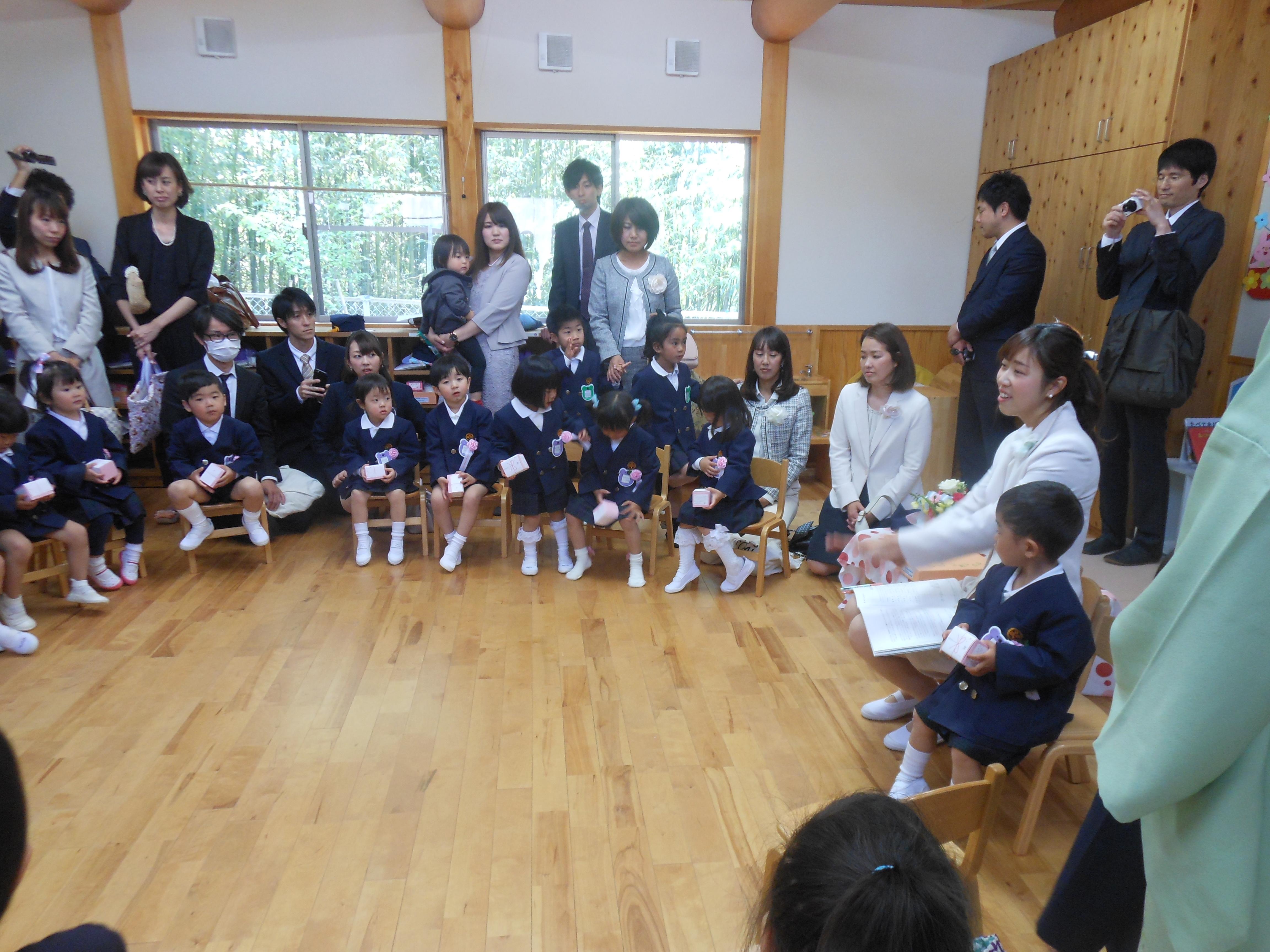 ✿平成30年度入園式✿:画像6