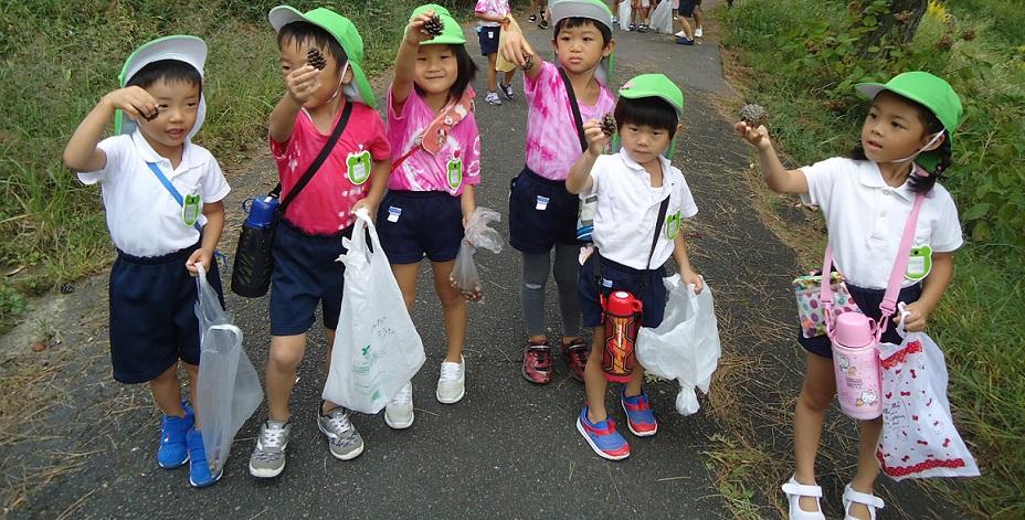☆東公園に散歩に出かけたよ☆年中:画像2