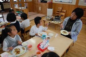 ☆年長☆ お好み焼きを食べたよ♪:画像4