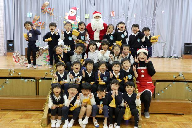 ★クリスマス会がありました★NO3