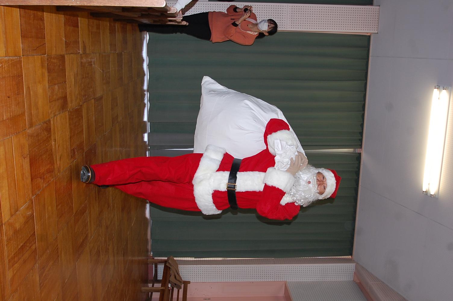 ★クリスマス会がありました★