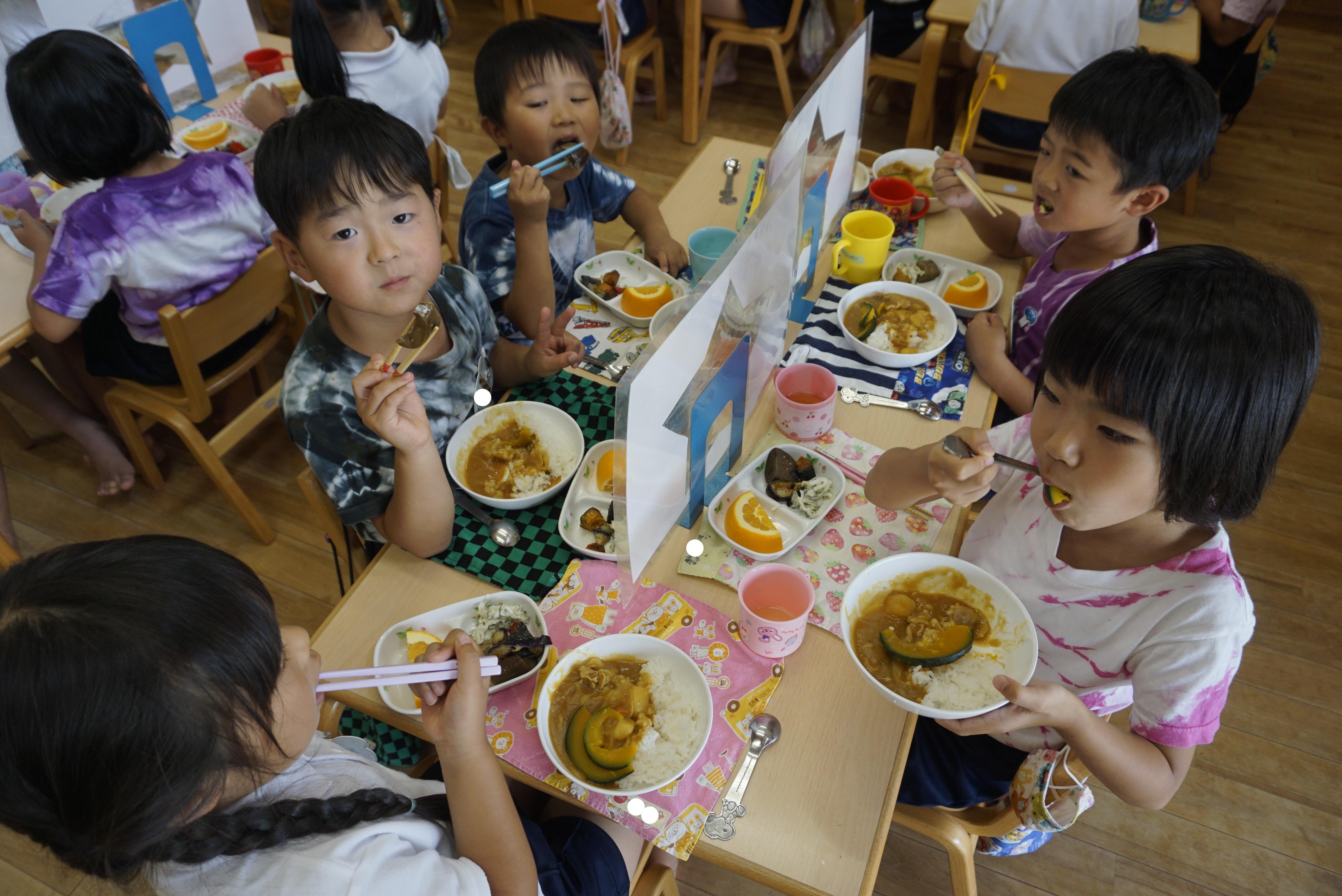 ★夏野菜カレーを食べました★:画像2