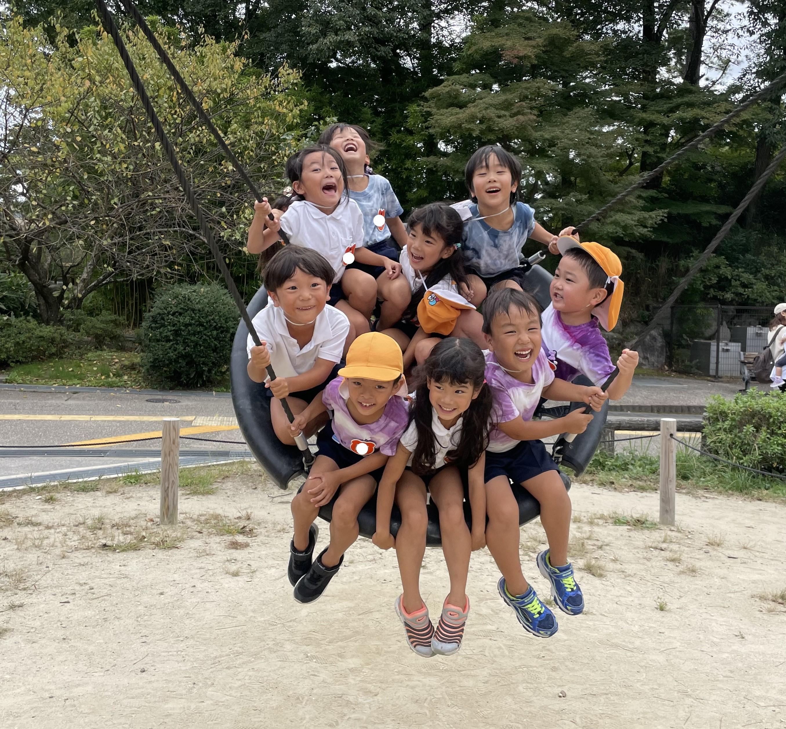 ★年長★東公園に行ったよ!:画像4
