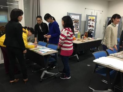 国際交流イベント・親子講座の託児ボランティアに参加しました:画像1