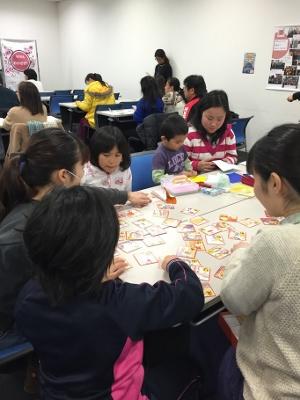 国際交流イベント・親子講座の託児ボランティアに参加しました:画像2