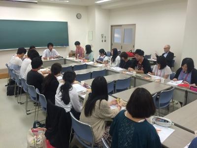 学生フォーラム(岡崎大学懇話会)第1回学生部会