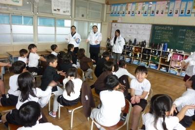 根石小学校子ども英語ボランティア:画像2