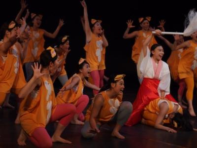 ダンス部 定期公演を開催:画像2