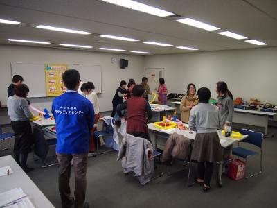 バルーンアートボランティア養成講座(第1回)