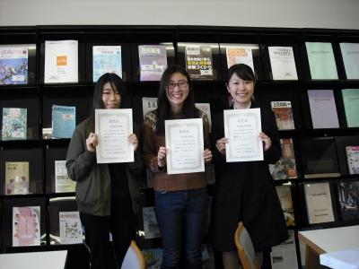 「図書館サポーター」 活動報告:画像1