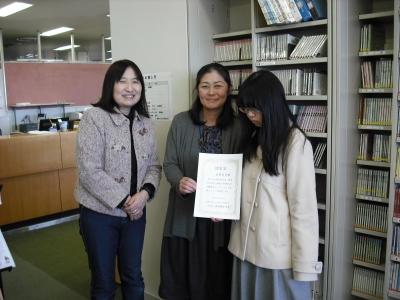 「図書館サポーター」 活動報告:画像3