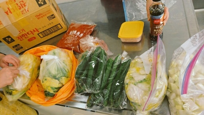 キムチとチヂミを作って食べる会:画像1