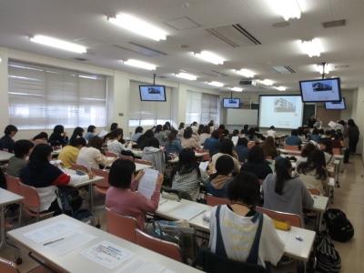 岡崎女子大学 授業紹介『保育実習指導Ⅰb』(3年生)