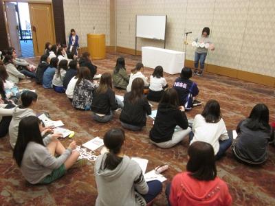 岡崎女子大学コミュニケーション・ワークショップ2017(その1):画像3