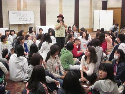 岡崎女子大学コミュニケーション・ワークショップ2017(その3):画像1