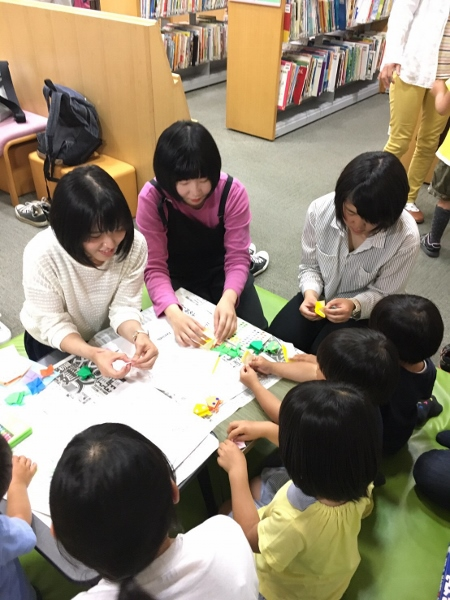 岡崎市シビックセンター図書室 読み聞かせボランティア:画像1