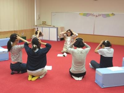 ミニ講座「からだとこころのミニ講座 こころをほぐすリラックス体操」:画像1