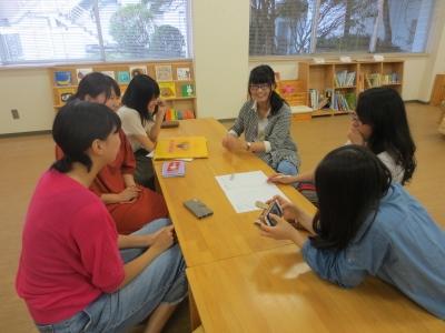 岡崎女子大学 授業紹介『教育実習指導Ⅱ』(3年生):画像2