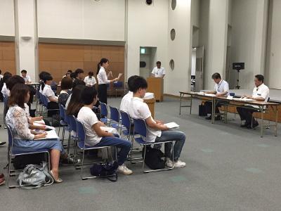 市民対話集会へ本学学生が参加!:画像2