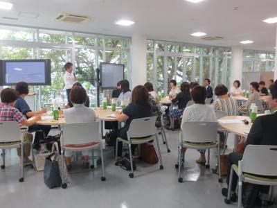 岡崎女子大学・短期大学 「実習懇談会(保育所)」開催報告:画像1