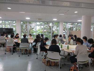 岡崎女子大学・短期大学 「実習懇談会(保育所)」開催報告:画像2