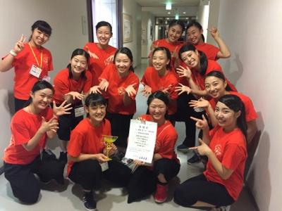 ダンス部が特別賞を受賞!!:画像1
