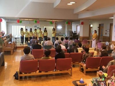 児童文化研究部はとぽっぽの防犯劇:岡崎市北部福祉センター:画像3
