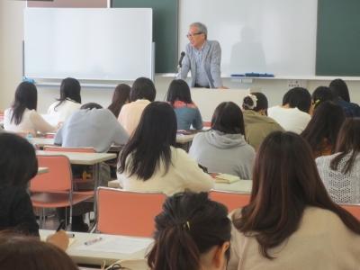 平成29年度「卒業研究説明会」が行われました:画像1