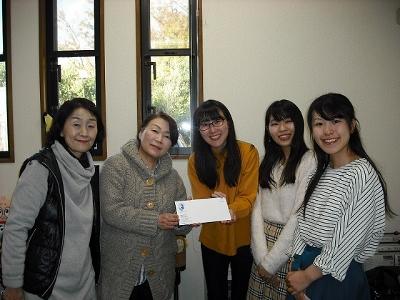 図書館サポーター活動報告「米山寮訪問」:画像2