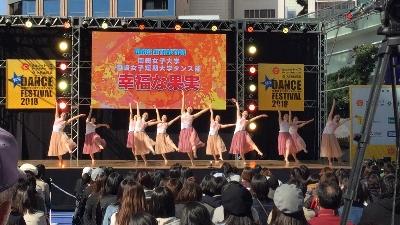 ダンス部 東海テレビ主催「踊れチュー学」出演:画像2