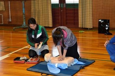 ゲートキーパー & AED講習会:画像4