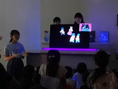 サークル「ホビット」が刈谷市美術館「ナイト☆ミュージアム」に参加しました:画像2