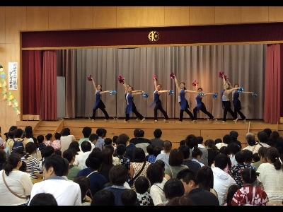 ダンス部、蒲郡あけぼの幼稚園夏祭りに出演:画像4