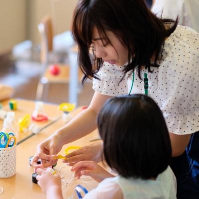 「たつみがおか ふるさと夏祭り」に学生が参加!:画像2