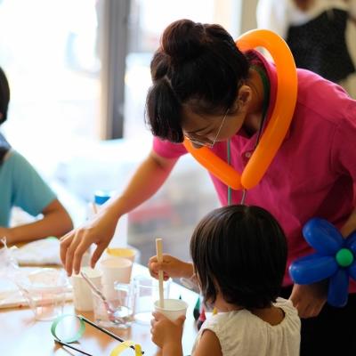 「たつみがおか ふるさと夏祭り」に学生が参加!:画像4