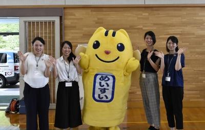 エレサポ(岡崎市学生選挙サポーター)岩津高校で選挙出前トーク:画像4