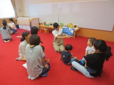 親と子どもの発達センターで親子と絵本をたのしみました!:画像2