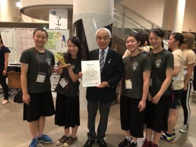 ダンス部が「高岡市長賞」を受賞しました:画像2