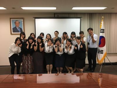 駐名古屋大韓民国総領事館を訪問しました:画像1