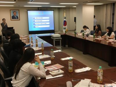 駐名古屋大韓民国総領事館を訪問しました:画像3