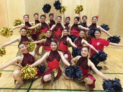 ダンス部が第6回チアダンス日本オープン選手権大会に出場しました:画像1