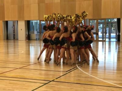 ダンス部が第6回チアダンス日本オープン選手権大会に出場しました:画像2